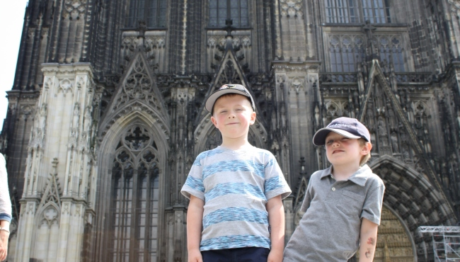 3 must see museums and sights with kids in cologne germay - Koln Must See