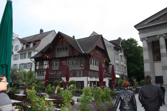Rotes Haus Restaurant