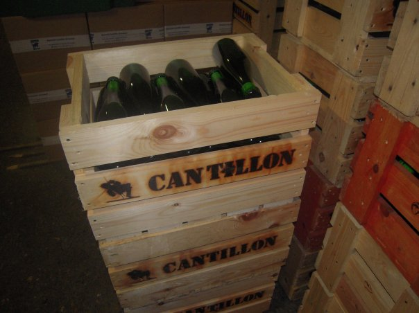 The Cantillon brewery in Brussels, Belgium